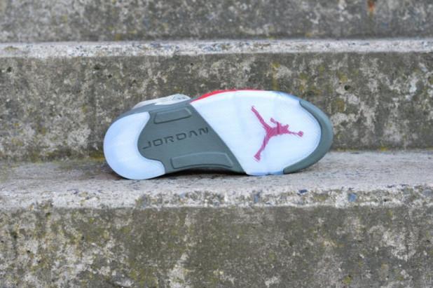 Boty Air Jordan 5 Retro Camo