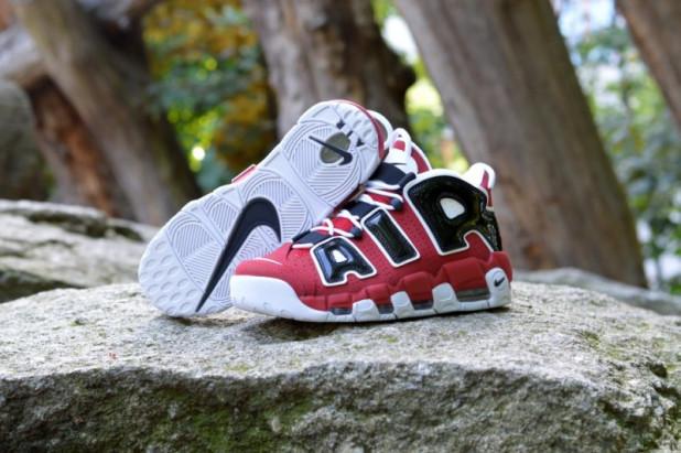 Boty Nike Air More Uptempo '96 Bulls