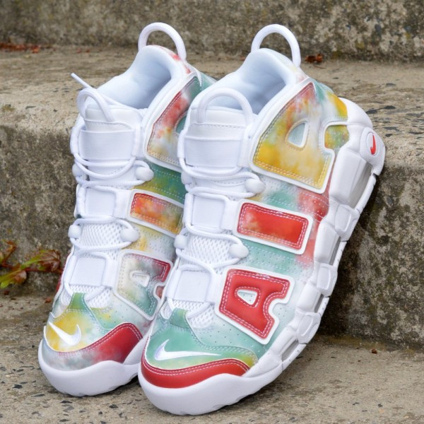 Boty Nike Air More Uptempo '96 UK QS