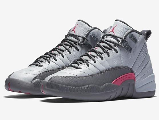 Dámské boty Air Jordan 12 Retro Vivid Pink | BASKET SHOP ...