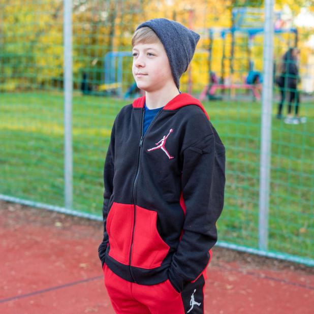 Dětská mikina Jordan ARC full zip