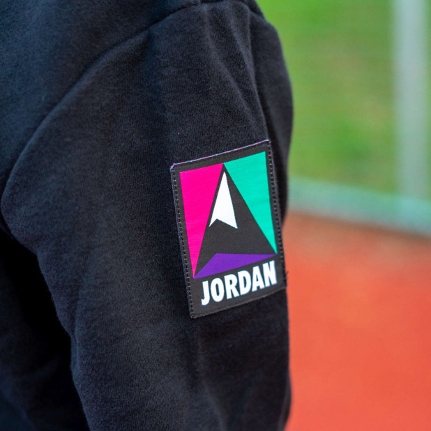 Dětská mikina Jordan Mountainside PO