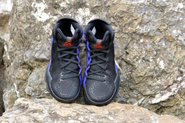 Dětské basketbalové boty adidas Crazy Heat J