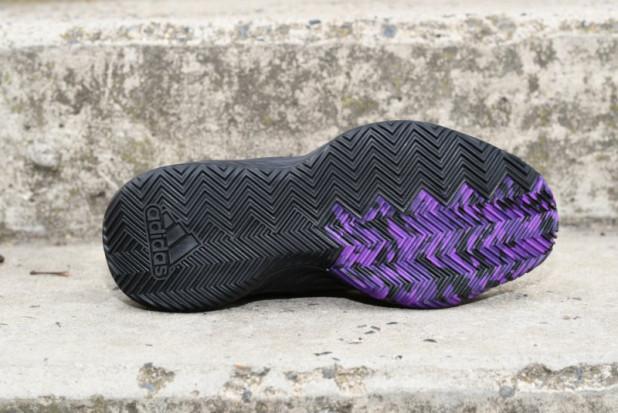 Dětské basketbalové boty adidas Dame 5