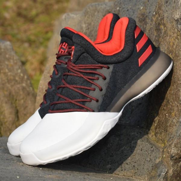 Dětské basketbalové boty adidas Harden Vol. 1  cab9614a8f
