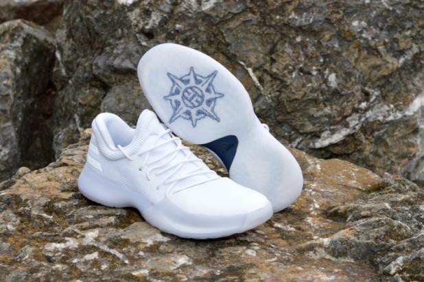 Dětské basketbalové boty adidas Harden Vol. 1 Yacht Party