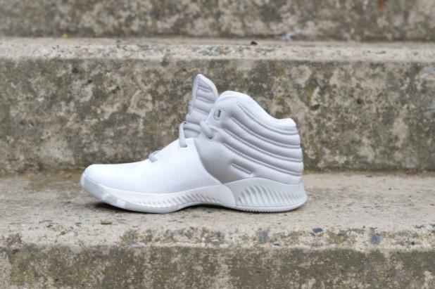 Dětské basketbalové boty adidas Mad Bounce 2018 C