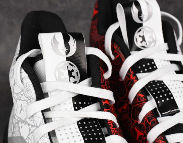 Dětské basketbalové boty adidas Pro Next 2019 K Star Wars