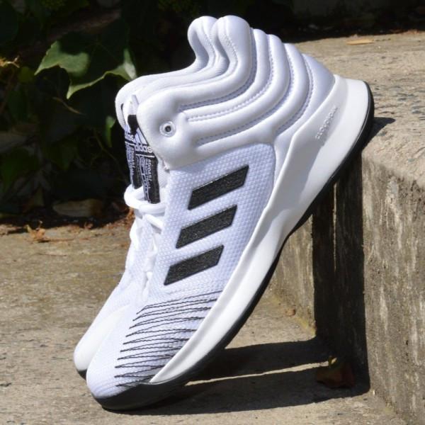 Dětské basketbalové boty adidas Pro Spark 2018 K  ff7b944e93c