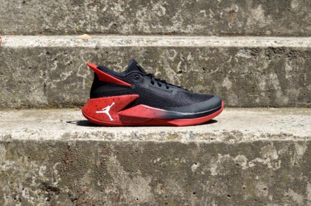 Dětské basketbalové boty Jordan Fly Lockdown