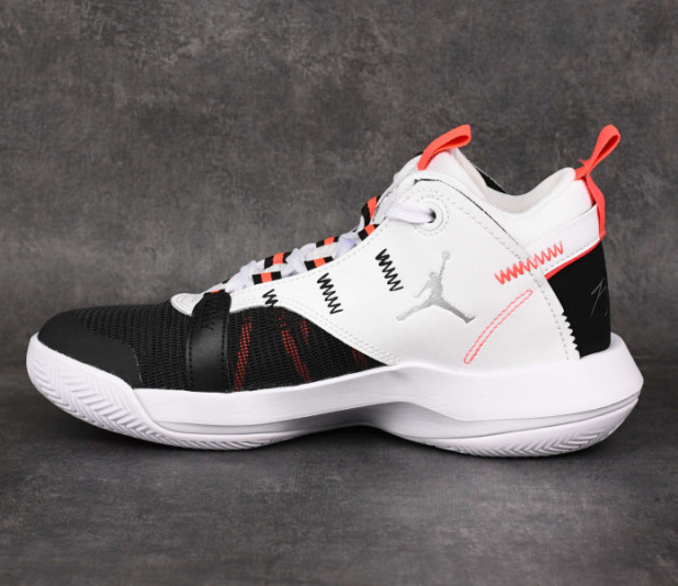 Dětské basketbalové boty Jordan Jumpman 2020