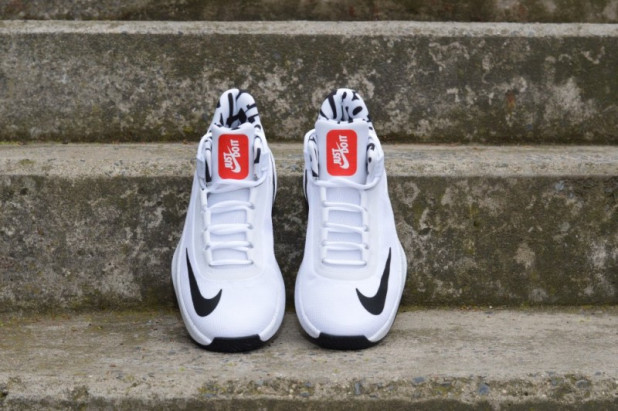 Dětské basketbalové boty Nike Air Max Infuriate II JDI
