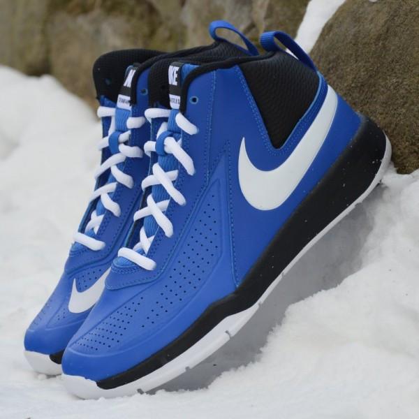00adfac3b7b Dětské basketbalové boty Nike Hustle D7 (malé děti)