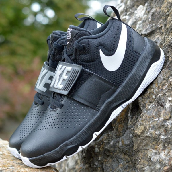Dětské basketbalové boty Nike Hustle D8 GS  fb6627be2a