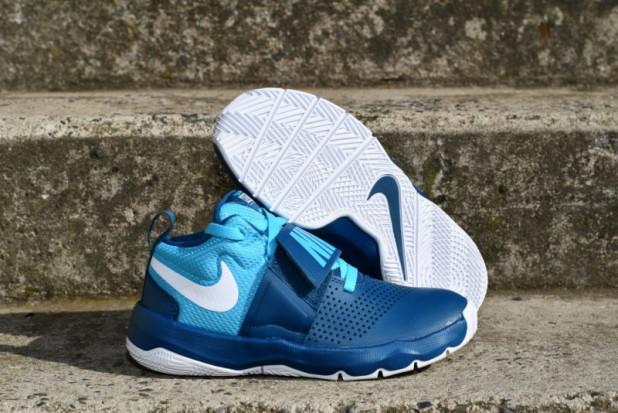 Dětské basketbalové boty Nike Hustle D8 GS  e999154ecc1