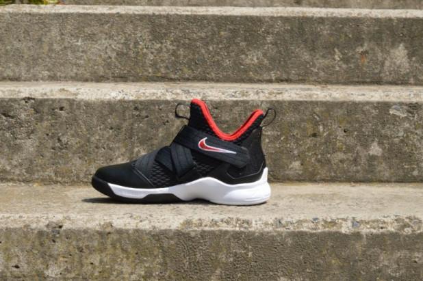Dětské basketbalové boty Nike LeBron Soldier XII GS