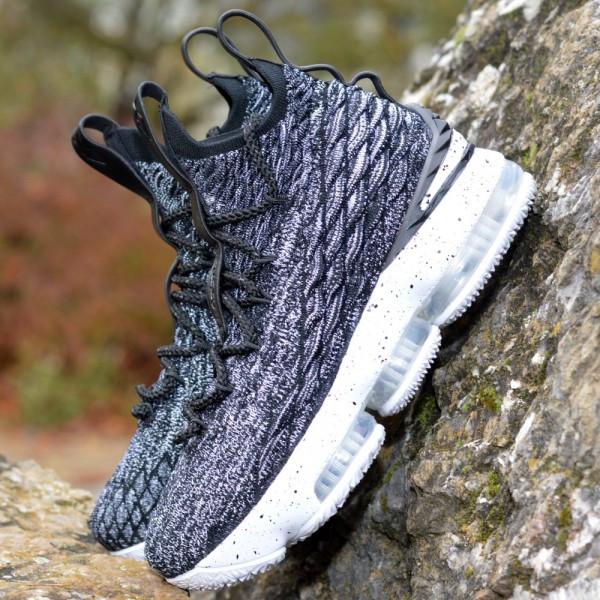 Dětské basketbalové boty Nike Lebron XV Ashes