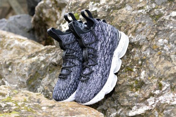 Dětské basketbalové boty Nike Lebron XV Ashes  457f4807d5