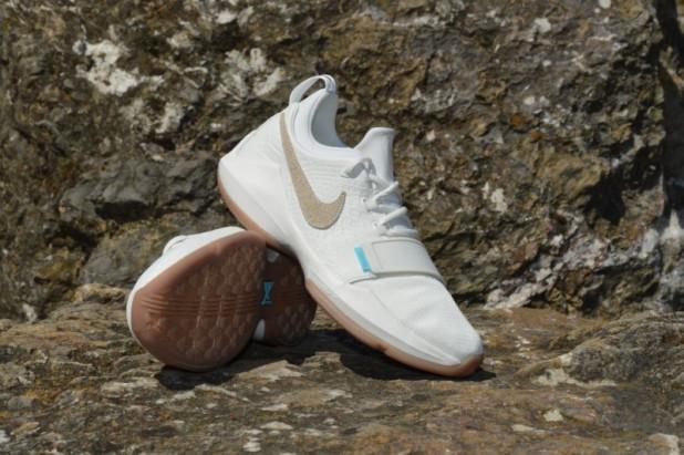 Dětské basketbalové boty Nike PG 1 Summer Pack