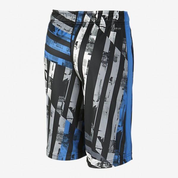 Dětské basketbalové šortky Nike Fly AOP