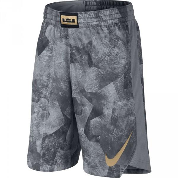 Dětské basketbalové šortky Nike LeBron Elite