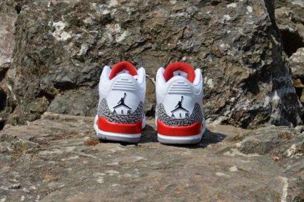 Dětské boty Air Jordan 3 Retro Katrina