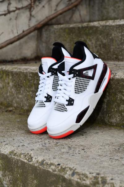 Dětské boty Air Jordan 4 retro Hot Lava GS  3598f268dc