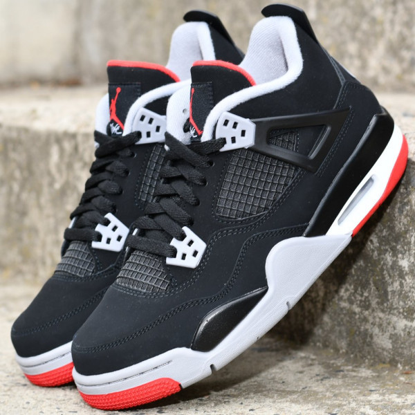 Dětské boty Air Jordan 4 retro OG BRED