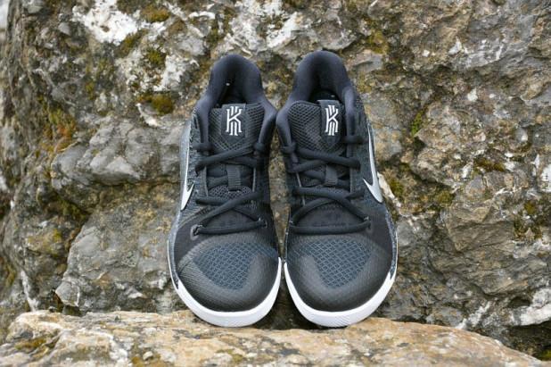 Dětské boty Kyrie 3 Black Ice (pro nejmenší)