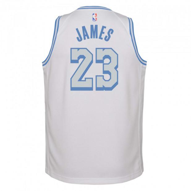 Dětský basketbalový dres Nike Los Angeles Lakers City Edition