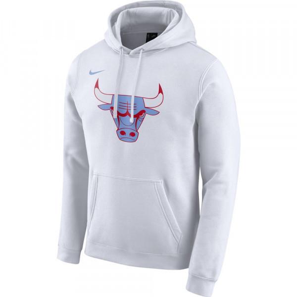 Mikina Nike Bulls City Edition Logo