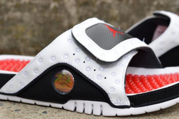 Pantofle Jordan Hydro XIII retro