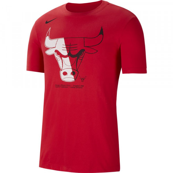 Triko Nike Chicago Bulls LOGO