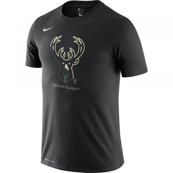 Triko Nike Milwaukee Bucks LOGO