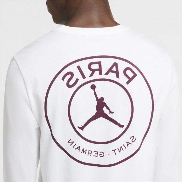 Triko s dlouhým rukávem Air Jordan PSG LS