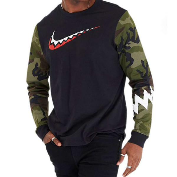 Triko s dlouhým rukávem Nike DNA basketball