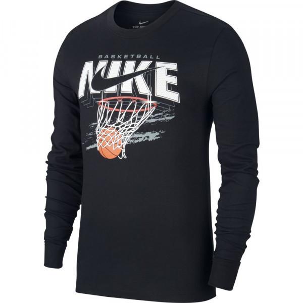Triko s dlouhým rukávem Nike Swish LS